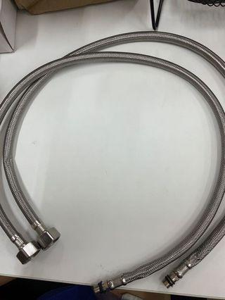 (E1647)2pcs Water pipe