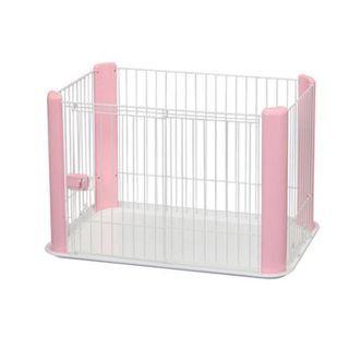 *FREE DELIVERY* Dog Cage/Playpenbo (Pink/Blue) INSTOCK