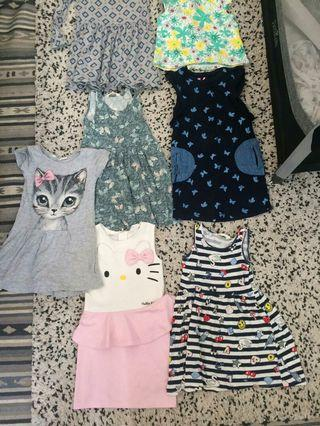 COMBO PRELOVED FIT 4-6Y