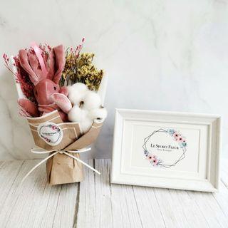 Bunny Bloom Bouquet