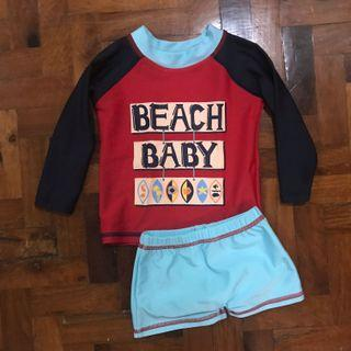 CoD Available: Rash guard for Babies