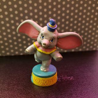 "Disney 小飛象 Dumbo PVC FIGURINE by BULLY GERMANY "" RARE "" Year 1987"