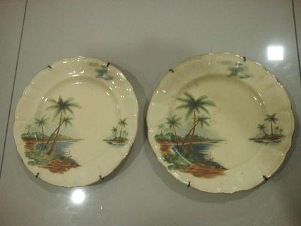 Vintage Decorative Wall Plate