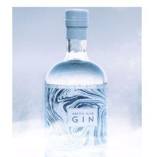 Arctic Blue Gin -  DOUBLE-GOLD WINNER AND THE SPIRIT OF THE YEAR 2018