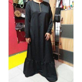 Long dress rampel