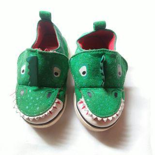 🚫Sepatu anak crocodile import