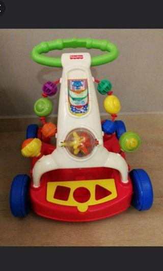 🚚 Fisher Price Baby Walker