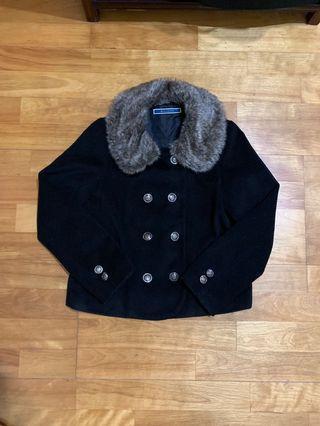 🚚 The emporium大衣外套 毛呢外套