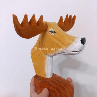 🚚 鹿頭造型眼鏡架