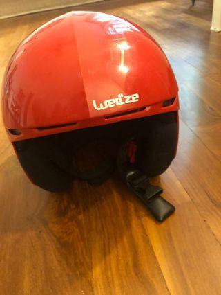 Decathlon skii helmet for kids (52-55 cm)