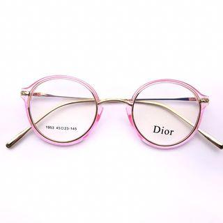 Kacamata bulat untuk remaja