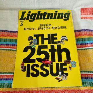 Lightning 25th Issue May 2019 Direct From Japan