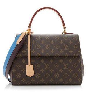 Louis Vuitton Cluny MM Satchel
