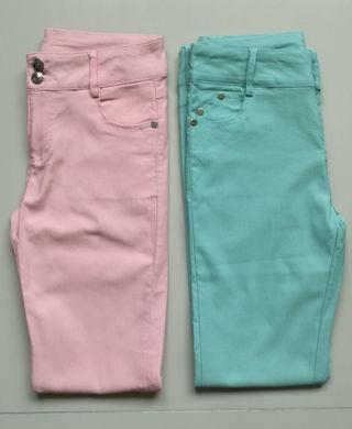 Skinny Pants [ 2 pairs ]
