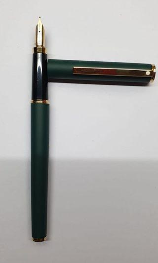 Sheaffer Fountain pen (06 matte green)