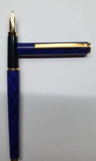 🚚 Sheaffer Fountain pen (08 dark blue)