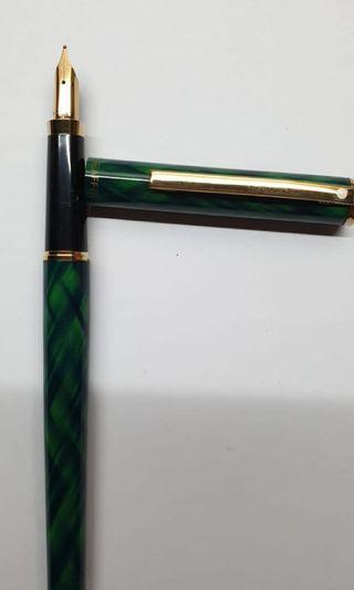 Sheaffer Fountain pen (09 Green)