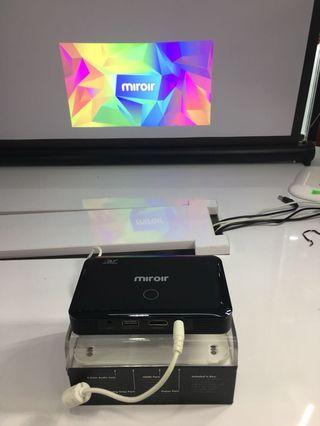 Miroir HD Projector