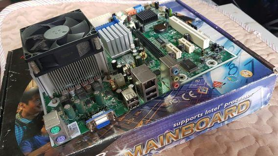 🚚 Mother Board