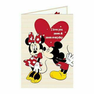 🚚 迪士尼A5精裝卡片