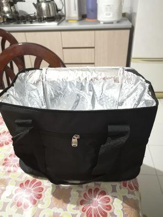 Delivery/Pinic Thermal Aluminium Foil Bag