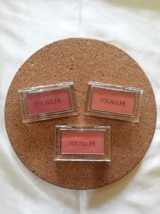 Focallure single blush on