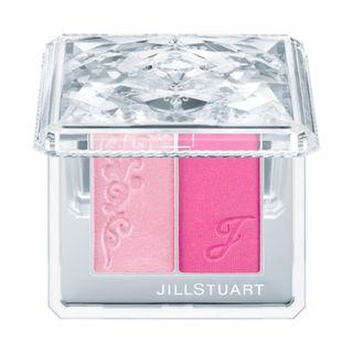 Jill Stuart Blend Blush Blossom Palette - 01 Blooming Bud