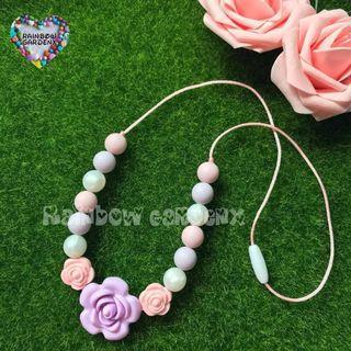 Handmade Beads Necklace / Mummy Necklace