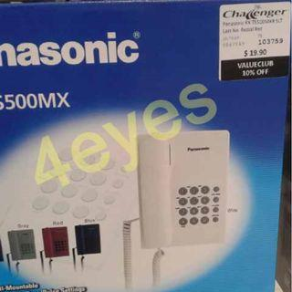 Panasonic Deck Phone Cabled