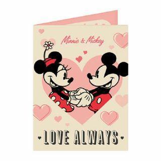 🚚 迪士尼A4精裝卡片
