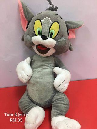 Tom soft toy