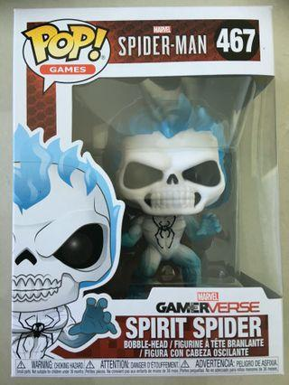 Spirit Spider POP ( SpiderMan GamerVerse)