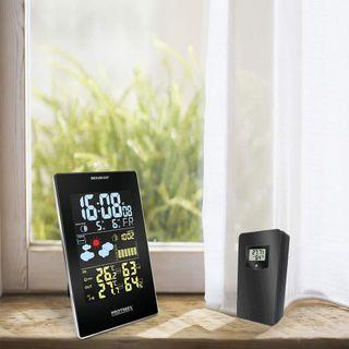 Wireless Digital Forecast with Large LCD Display