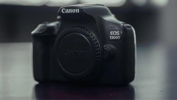 Canon EOS 1300D WIFI — BODY ONLY