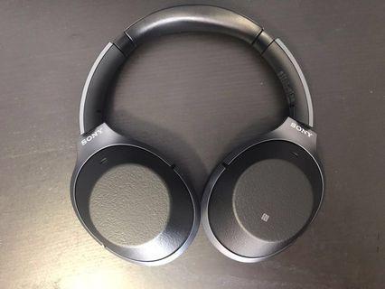 Sony ANC Headphones WH1000XM2