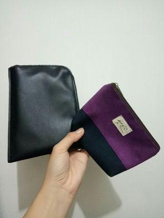 🚚 紫色小包包+頸掛包