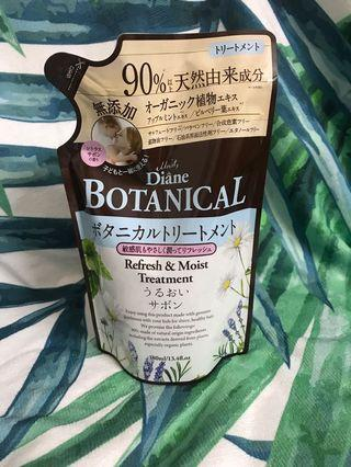 Moist, Diane Botanical Refresh & Moist Treatment