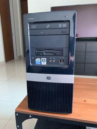 HP compaq 2810 cpu (upgraded high spec)