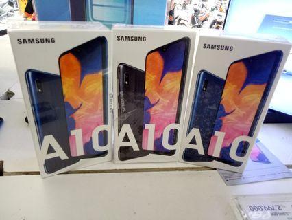 Samsung Galaxy A10 Bisa cash dan kredit proses cepat