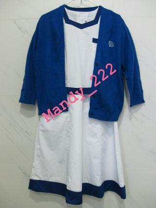DGS 拔萃女書院 女拔 夏季 校服 校裙 外套 Diocesan Girl School Summer Uniform Cardigan mandy_222 (SU017)