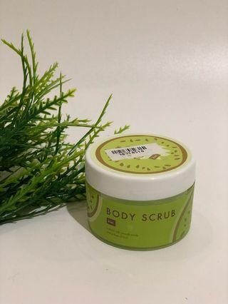 Emina Body Scrub Kiwi