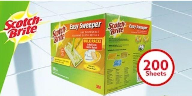 Scotch Brite Easy Sweeper Refills #ENDGAMEyourEXCESS