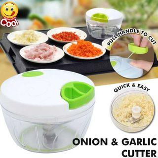 BEST Onion and Garlic Cutter. NO More TEARS !!