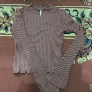 stradivarius knit wear