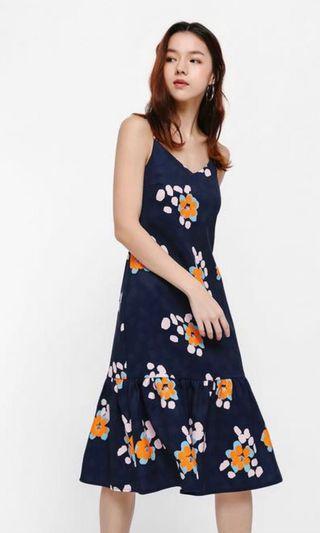 Love Bonito Alexa Flare Hem Dress