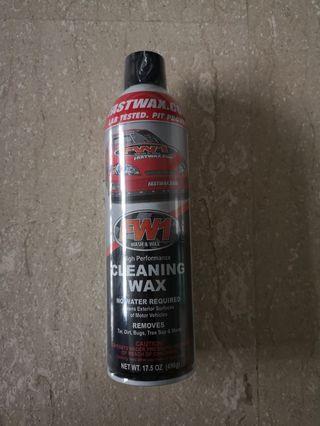 FW1 Wash & Wax