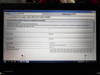 Car Programming online Update software for Mercedes, BMW, Audi, Volkswagen,. . . ect