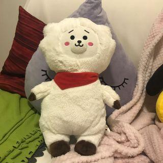 🚚 RJ bt21 cushion/standing doll