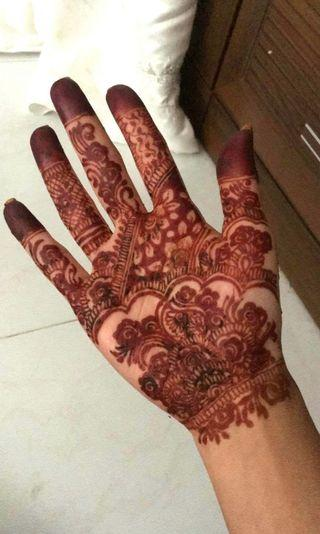 🚚 Henna promo!!