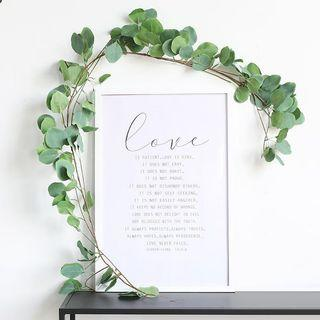[Rent] Artifical Eucalyptus Leaves Vines